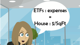 Selecting ETFs Based on Cost Is Like Buying a House Based on Price per Square Foot