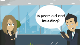 What Should a 16-Year-Old Know About Investing to Get Started?